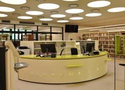 Knihovna Jiřího Mahena v Brně, ul. Vondrákova